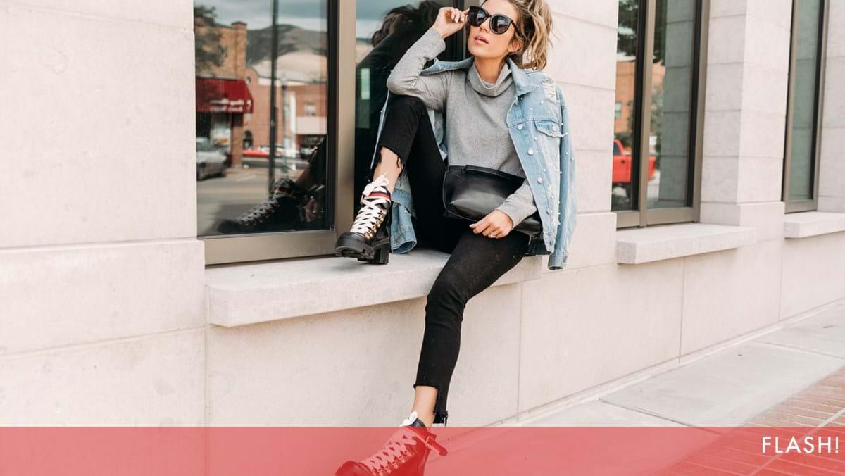 As botas que todas queremos ter e que combinam com (quase