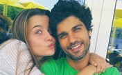 Bruno Cabrerizo e Kelly Bailey