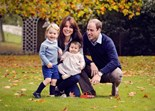 Príncipe William, Kate Middleton, George e Charlotte
