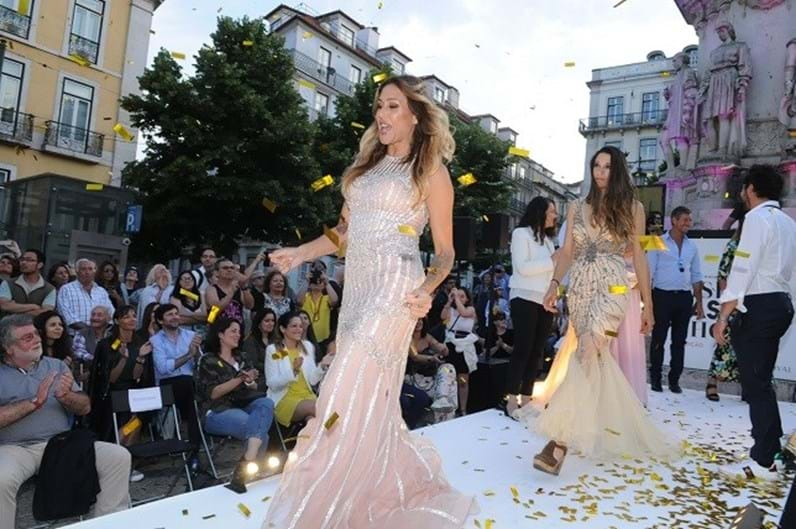 'Lisbon Fashion Show' anima Chiado
