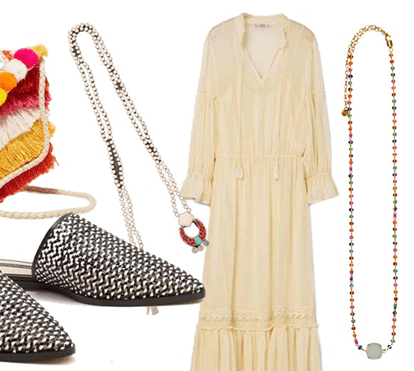Domingo: Boho-chic