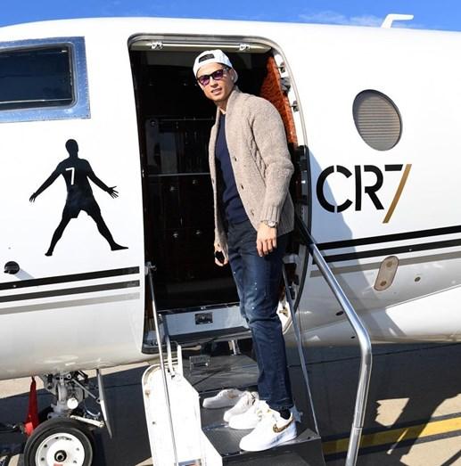 e15a291c5f9c7 Os ténis de Cristiano Ronaldo - Quero! - FLASH!