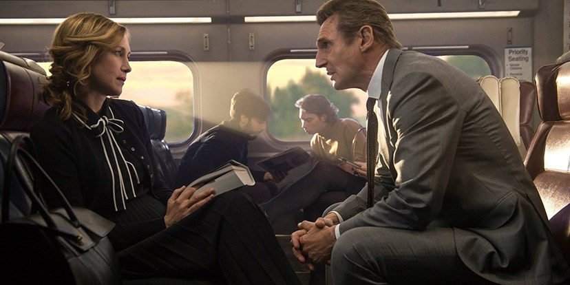 Cena de 'The Commuter - O Passageiro'
