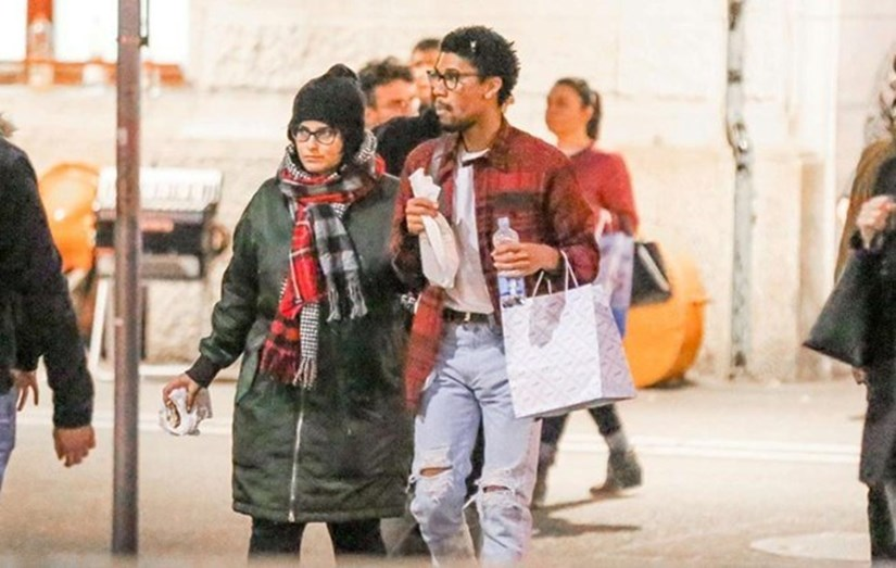 Nelly Furtado e Hodgy