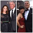 Asia Argento, Ottavia Busia-Bourdain, Anthony Bourdain