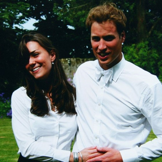 Kate e William: uma bonita história de amor